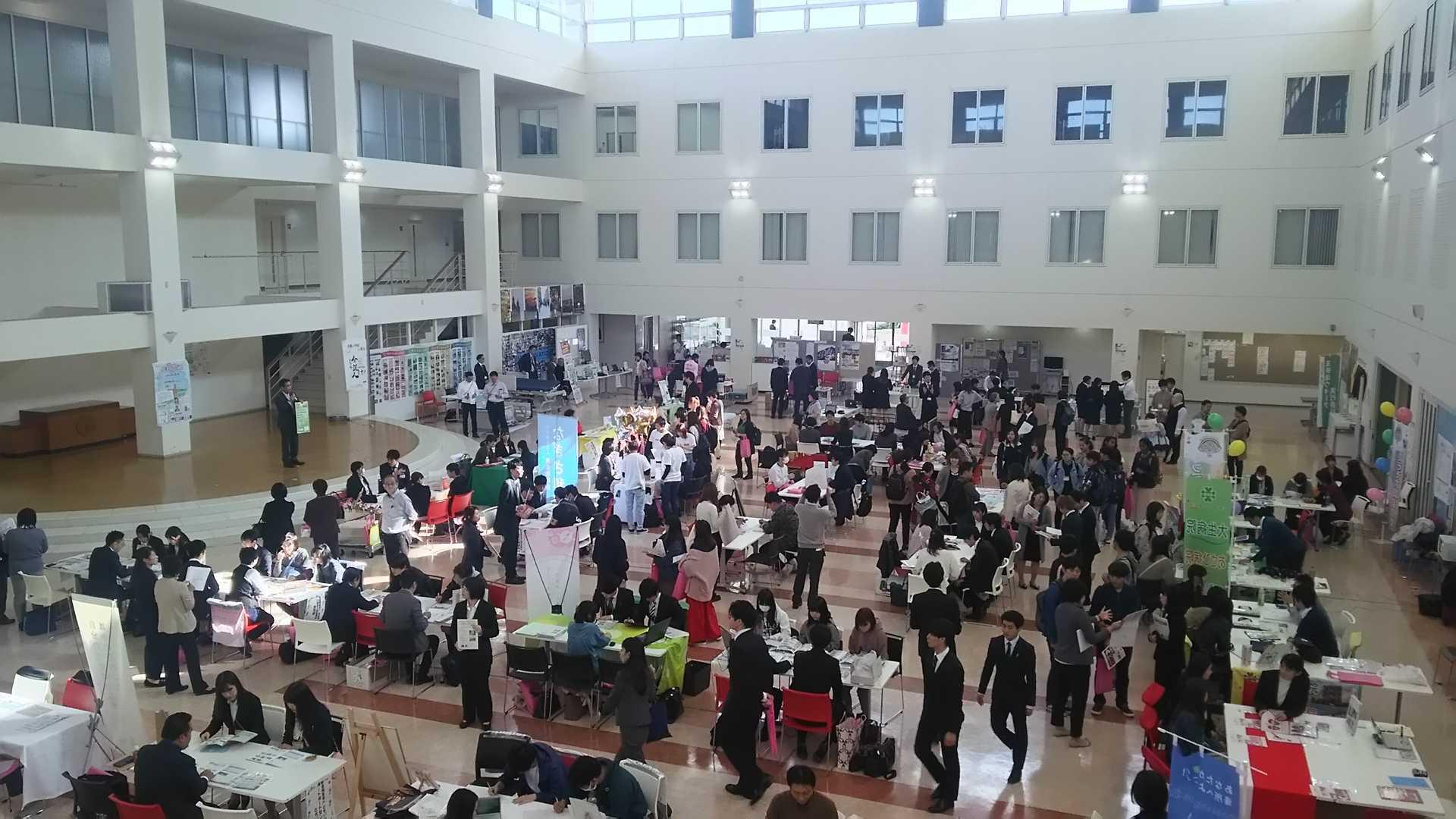 当協議会から「介護の学校2019in埼玉」へ出展しました。