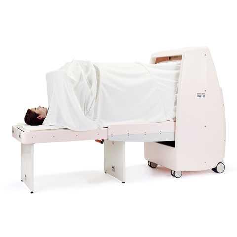 ナノミストバスベッドタイプ